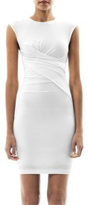 Alexander Wang short dress White Comfortable Breathable on Tradesy