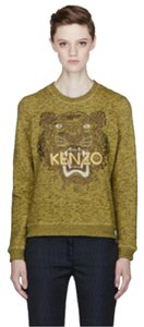 Kenzo Tiger Sweater Embroidered Sweatshirt