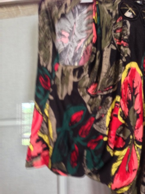 T-Bags Los Angeles Multicolored Never Worn Dress