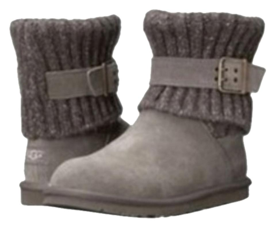 dbac2a9caf7 UGG Australia Grey 1006013 Women's Cambridge Usa 7.5 Uk 40 Eu Boots/Booties  Size US 9 Regular (M, B)