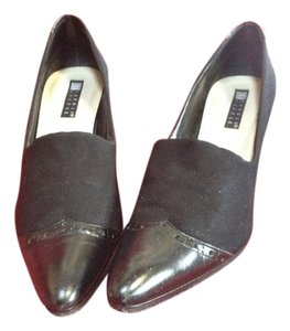 Carole Little brown/black Pumps