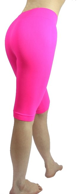 Other Bermuda Shorts Neon Hot Pink
