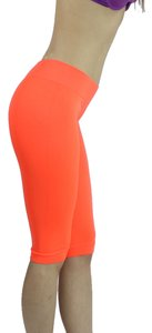 Other Bermuda Shorts Neon Orange