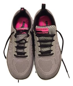 sketh-nit by sketchers Sneakers Running gray Athletic