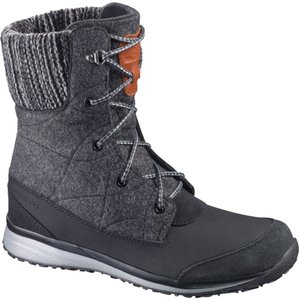 Salomon Black/Asphalt/Pewter Boots