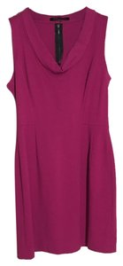 Cynthia Steffe short dress Merlot on Tradesy