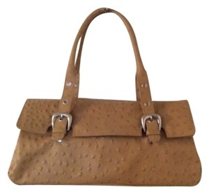 Talbots Tote in Tan Brown