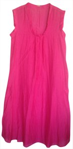 Matta short dress Pink Summer Light Fabric on Tradesy