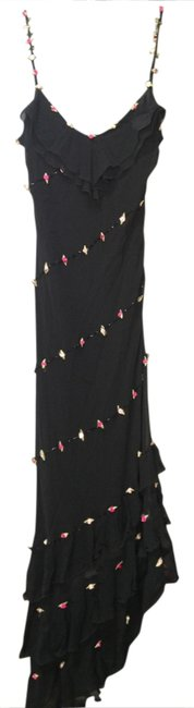 Preload https://item4.tradesy.com/images/sue-wong-dress-black-with-pink-flowers-960508-0-0.jpg?width=400&height=650