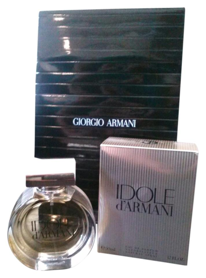 Giorgio Armani Idole 17 Fl Oz Eau De Parfum With Box And Gift Bag