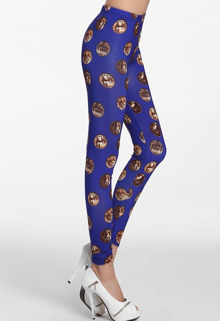 dynasty vogue Blue Leggings