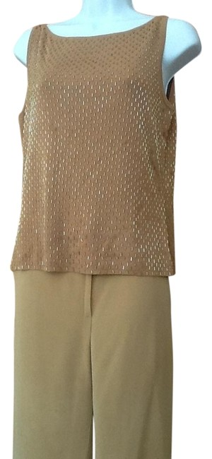 Jones New York Top Light Brown