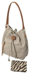 Linea Pelle Hunter Bucket Hobo Bag