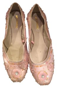 Other Embellished Unique pink Flats