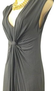 Wyeth by Todd Magill Neck Stretch Dark Elegant Size Small Dress