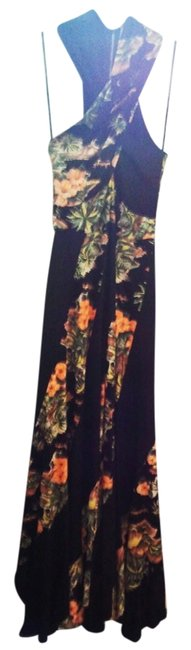 Preload https://img-static.tradesy.com/item/961236/blacktropical-multi-print-in-orange-yellow-green-one-of-a-kind-like-new-long-casual-maxi-dress-size-0-2-650-650.jpg