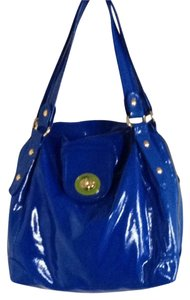 Kate Landry Tote in Cobalt
