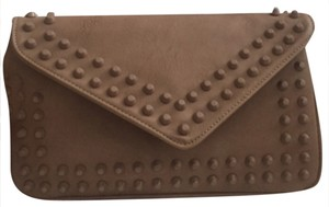 Urban Expressions Taupe Clutch