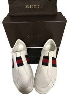Gucci Mens Mens White Athletic