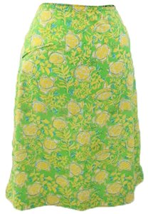 Lilly Pulitzer Skirt Multi Color