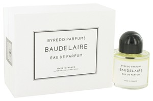 Byredo Byredo Baudelaire Unisex Womens Mens Perfume Cologne 3.4 oz 100 ml Eau De Parfum Spray