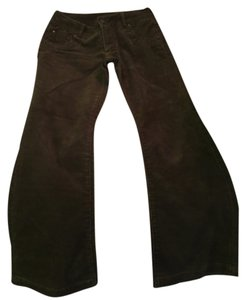 Jag Boot Cut Pants Olive green