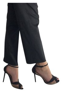 Piazza Sempione Capri/Cropped Pants Black