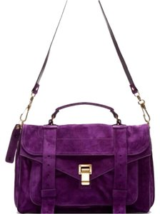 Proenza Schouler Satchel in Medium Purple