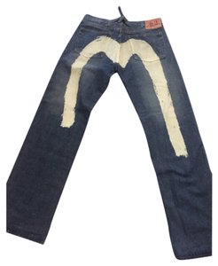 Evisu Jeans Relaxed Fit Jeans