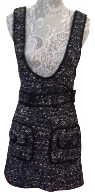 Preload https://item3.tradesy.com/images/nanette-lepore-black-and-white-workoffice-dress-size-6-s-961772-0-0.jpg?width=400&height=650