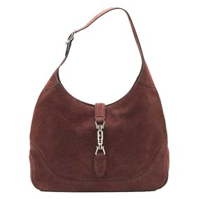 Gucci Suede New Jackie Hobo Bag