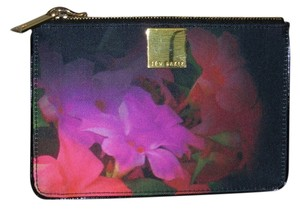 Ted Baker Foral Black Floral Clutch
