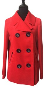 Anne Klein bright red Jacket