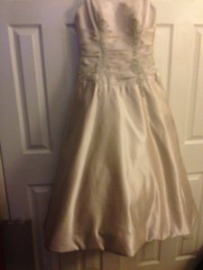 Formal Reception Dress Wedding Dress