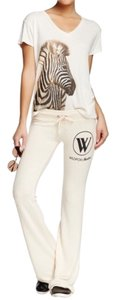 Wildfox NWT*FAST SHIPPING* Size XS/Small Swim Logo Champagne Lounge Pants