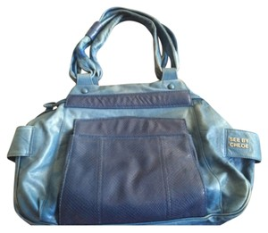 See by Chloé Satchel in Blue