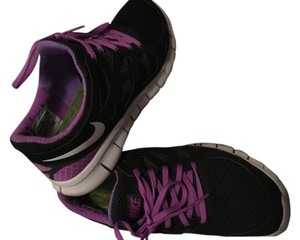 Nike Black/purple Athletic