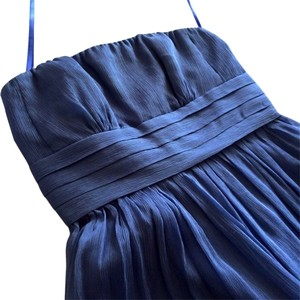 Sky Blue Maxi Dress by J.Crew Strapless Events