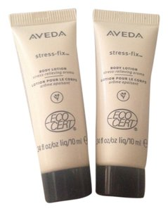 Aveda Aveda stress fix body lotion travel size aroma