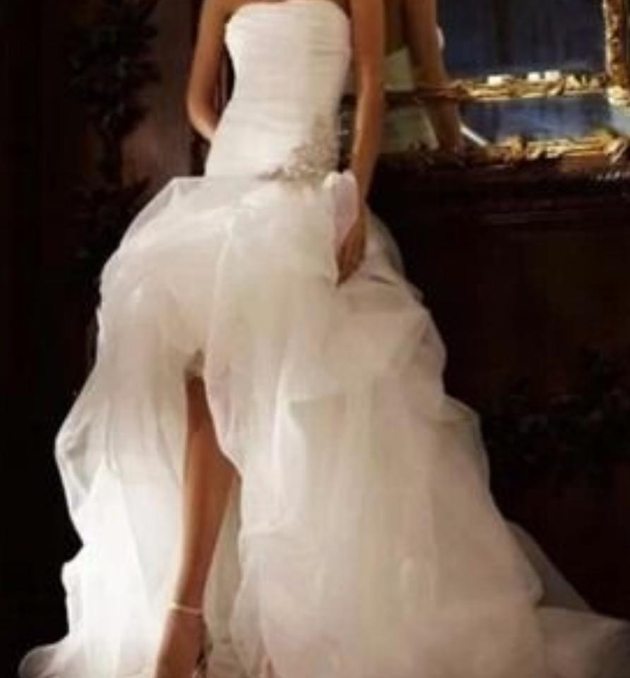 Galina Plus Size Galina Signature Wedding Dress - Tradesy