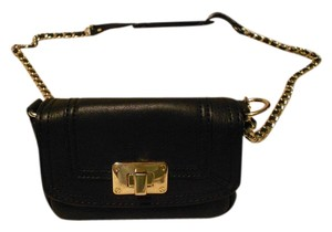 ABACO Stud Detail Chic Made In France Cross Body Bag