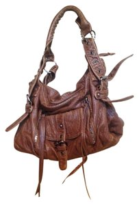 Urban Outfitters Satchel in Brown