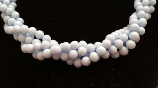 Other Poured Glass Twist Choker