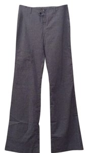 A.P.C. Wide Leg Pants Lt blue with grey stripes