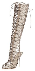 Sophia Webster Gladiator Bronze Sandals