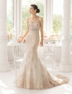 Rosa Clará Amelie Wedding Dress