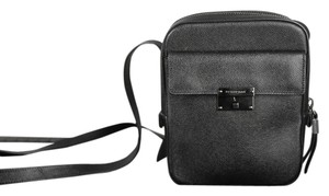Burberry Black Messenger Bag