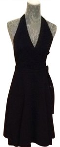 BCBG short dress Black on Tradesy