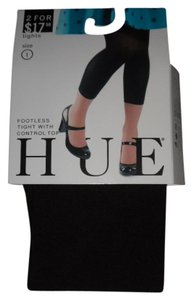 Hue Footless Tights with Control Top