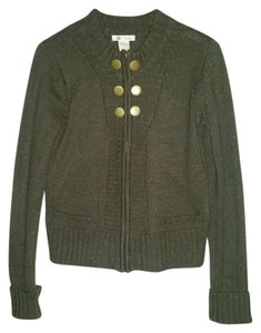 Tulle Military Sweater